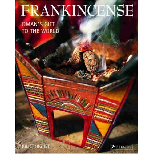 The Mystery of Oman Frankincense - Mermade Magickal Arts
