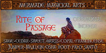 Rite of Passage - Ceremonial Incense