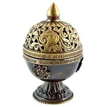 Tibetan Antique Finish Censer