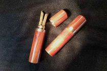 Rosewood Pocket Stick Incense Carrier