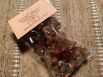 """Honeycomb"" Frankincense - 5 oz. - Large Chunks of Honey Boswellia Sacra"